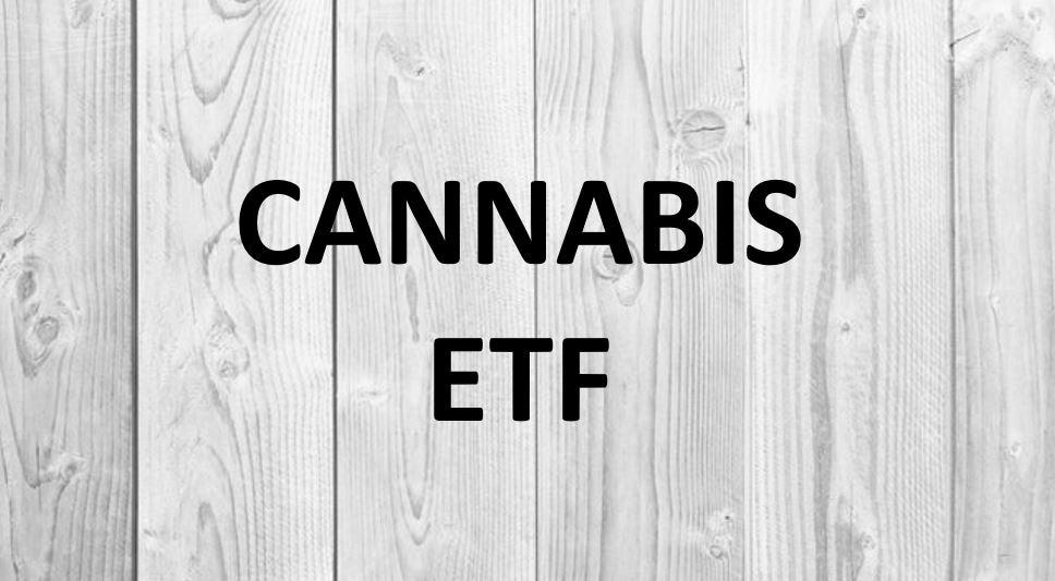 Cannabis ETF