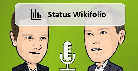 Wikifolio Wochenrückblick #44